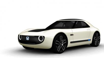 Honda Sports EV stelesňuje radosť z elektro jazdy