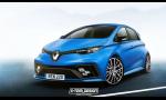 Elektrický Renault Zoe RS by mal prísť do troch rokov