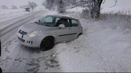 Sneh, poľadovica a aquaplaning sú nočná mora všetkých vodičov