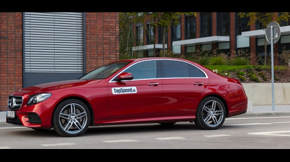 TEST: MERCEDES-BENZ E350D (W213)