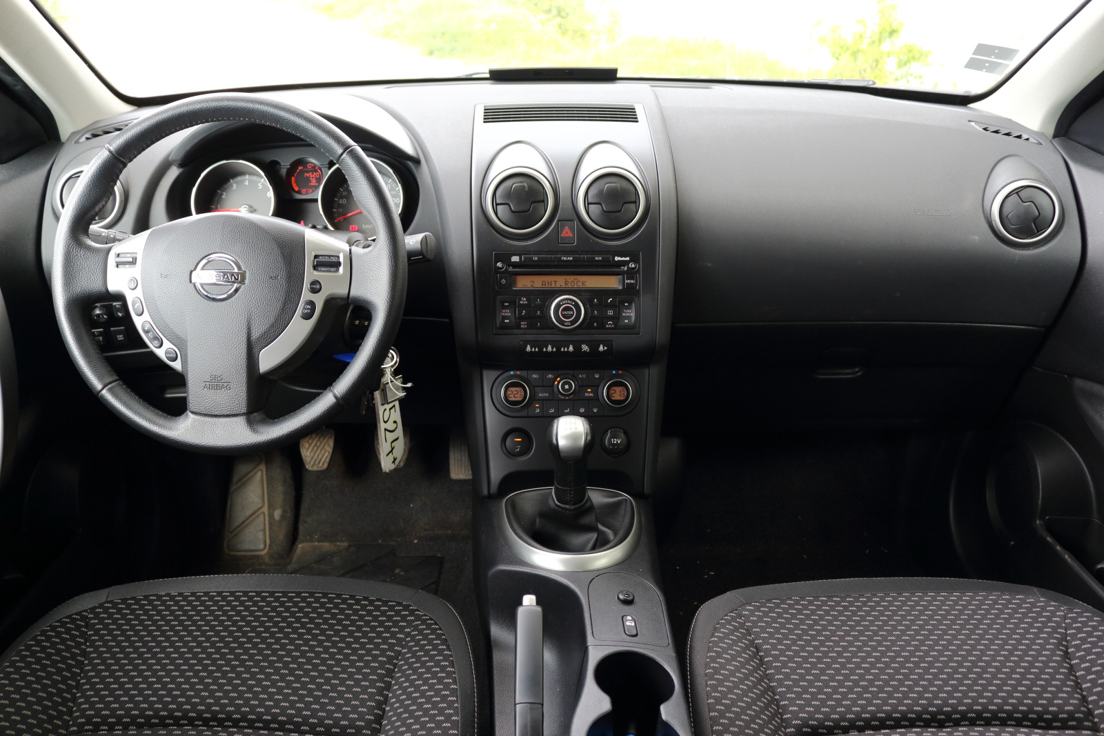 TopSpeed.sk test jazdenky Nissan Qashqai
