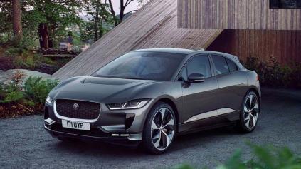 Jaguar I-Pace cena na Slovensku začína pod 78-tisíc eur