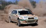 Škoda Octavia WRC oslavuje 20 rokov