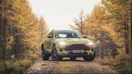 Aston Martin DBX je prvé a veľmi dôležité SUV značky