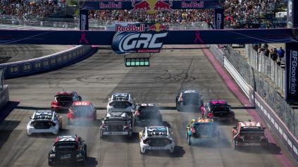 Budú z Rallycrossu preteky kosačiek?