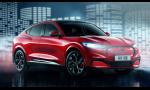 Zverejnili video Ford Mustang Mach-E