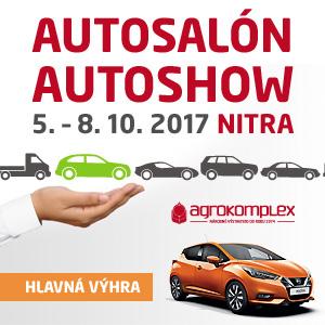 tuningshop.sk - autosalon NR 2017