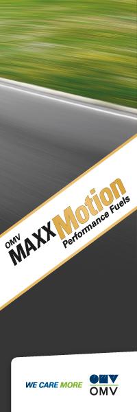 OMV MaxxMotion leto 2017