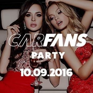 CarFans Párty 2016