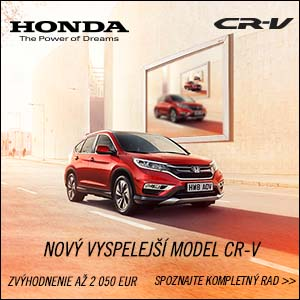 Honda CRV endless